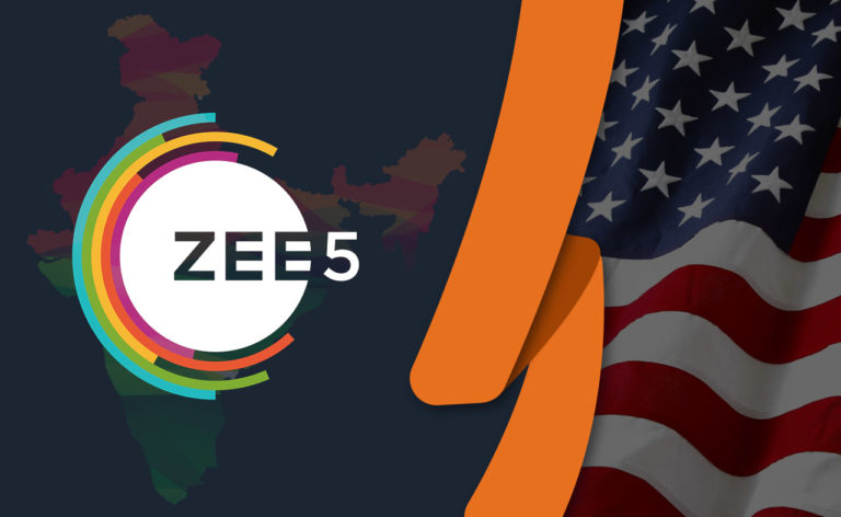 How to Watch ZEE5 in USA [Updated July 2021]