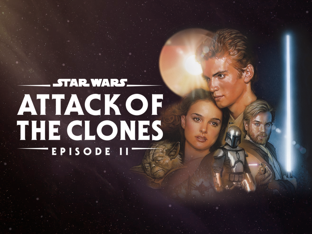 star wars attack of the clonesstar wars attack of the clones