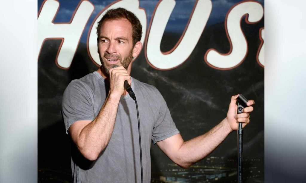 "Actor and Comedian ""Bryan Callen"" Accused of Sexual Harassment"