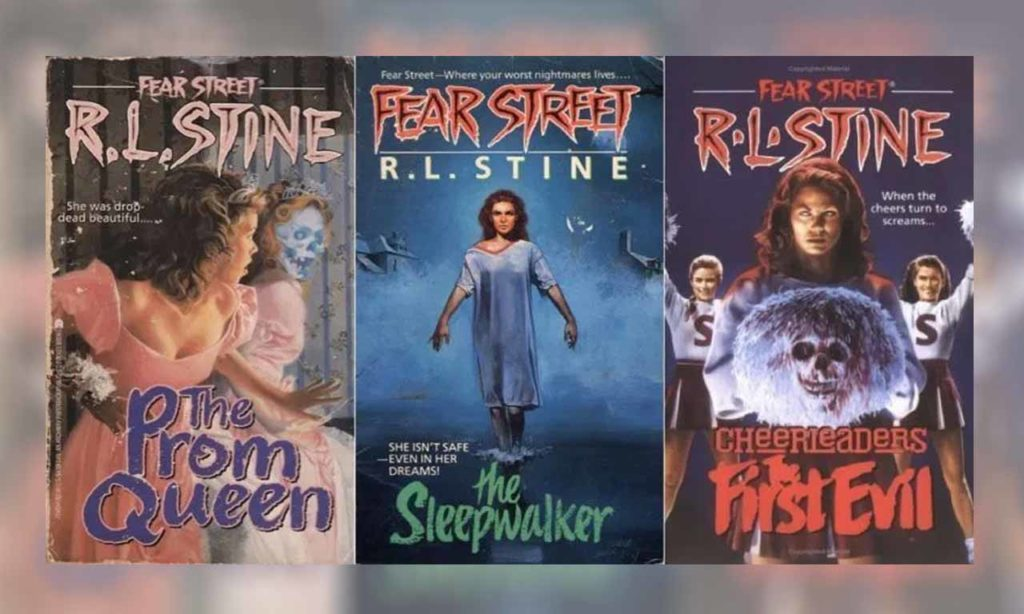 Netflix Acquires 'Fear Street' Trilogy Based on R.L. Stine Books from Disney