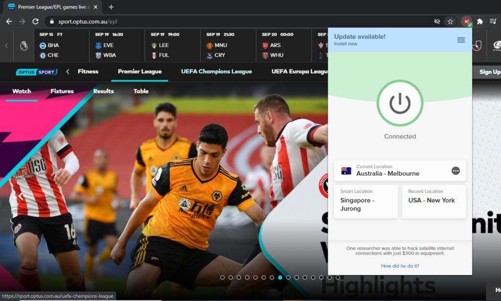 expressVPN-unblocks-optus-sport-in-aus