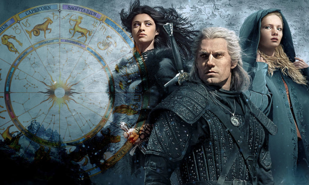 "Which Character Are You From ""The Witcher"" based on Your Zodiac"