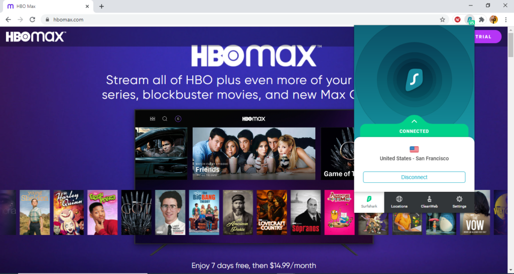 surfshark-unblocks-hbo-max-in-the UK