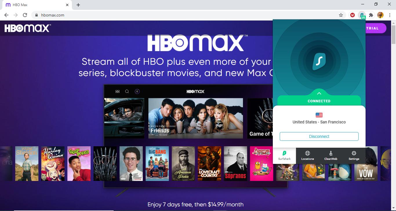 Surfshark-HBO-Max