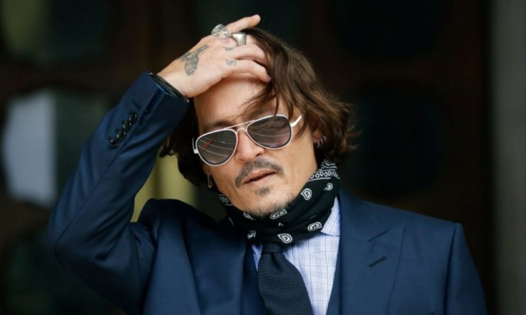 Johnny Depp 'Did Not Get Fair Trial', His Lawyers Argue at The Appeal Court