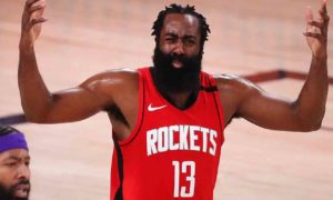 James Harden Fined $50,000 For Violating NBA's Covid-19 Protocol