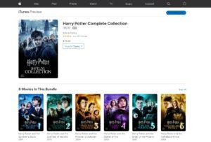 Harry Potter Netflix 1