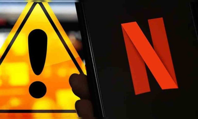 Netflix Warns Users that Their Account Will Be Deleted if They Fail To Protect Themselves From the Scam