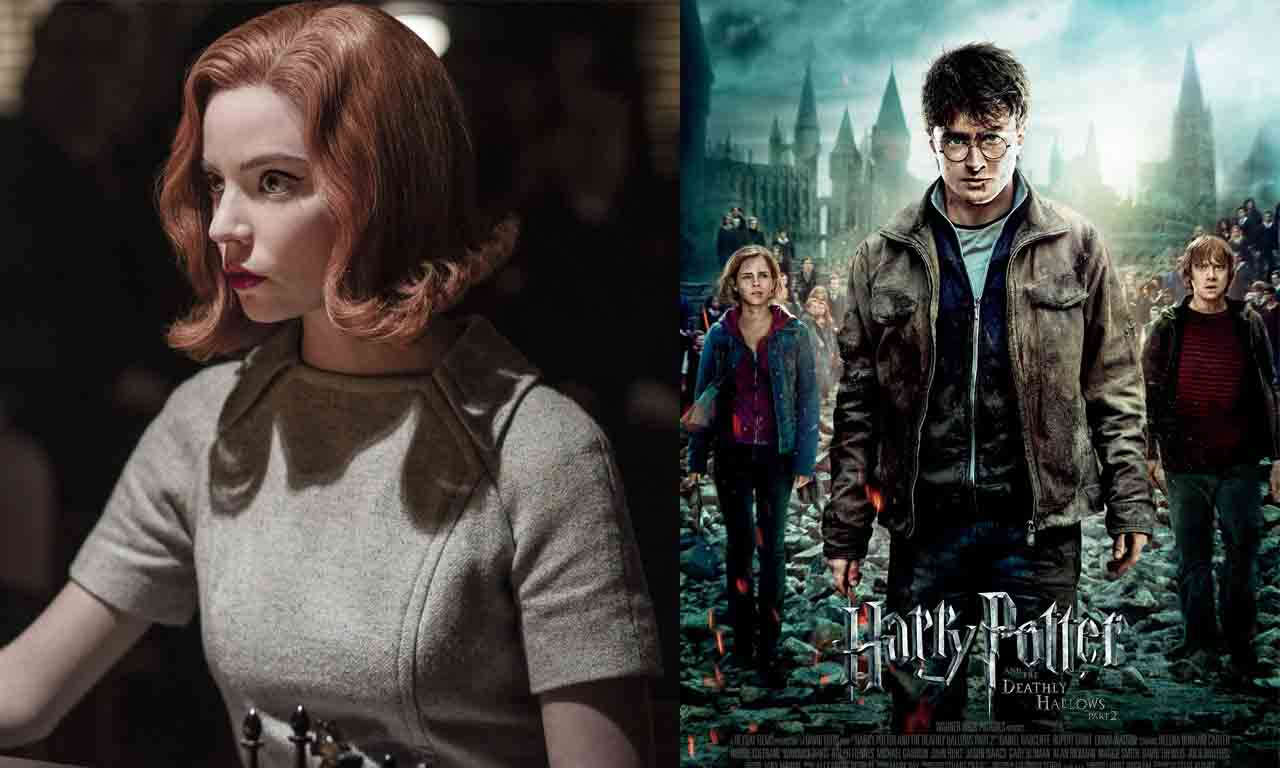 Anya Taylor-Joy Reveals That She Learned English Through Harry Potter Books