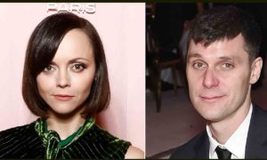 Christina Ricci Gets Restraining Order Against Her Husband, Alleging 'Domestic Violence'