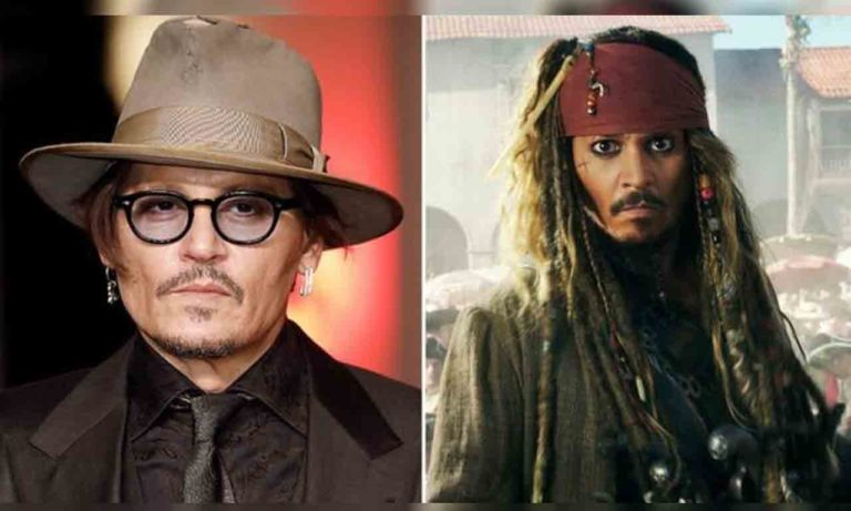 Johnny Depp May Return as Jack Sparrow After Disney Defending Him in the Court