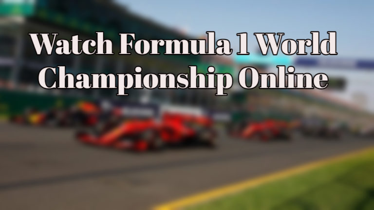 How to Watch F1 Hungarian GP session Online from Anywhere [Updated October 2021]