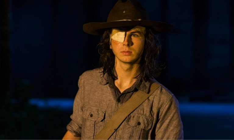 Carl Grimes Expected To Return For The Walking Dead Movie by Andrew Lincoln