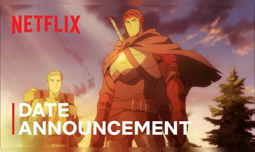 Netflix Releasing DOTA 2 based Anime Series in March 2021