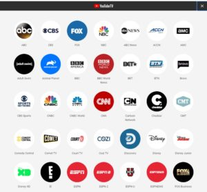 youtube-tv-channels-in-AU