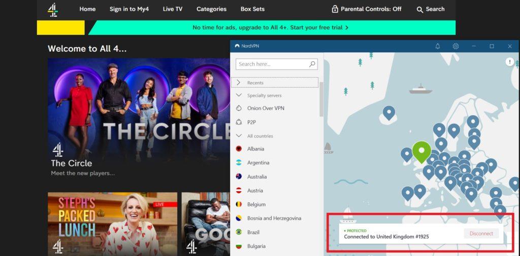 NordVPN-unblocks-Channel4-outside-UK