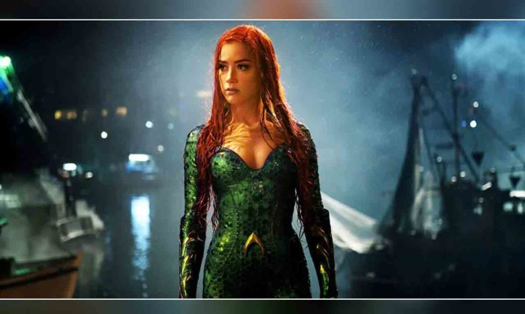Confirmed! Amber Heard 'Not Fired' from Aquaman 2
