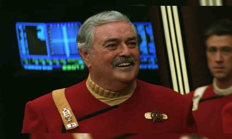 James Doohan played more than 50 characters in Star Trek