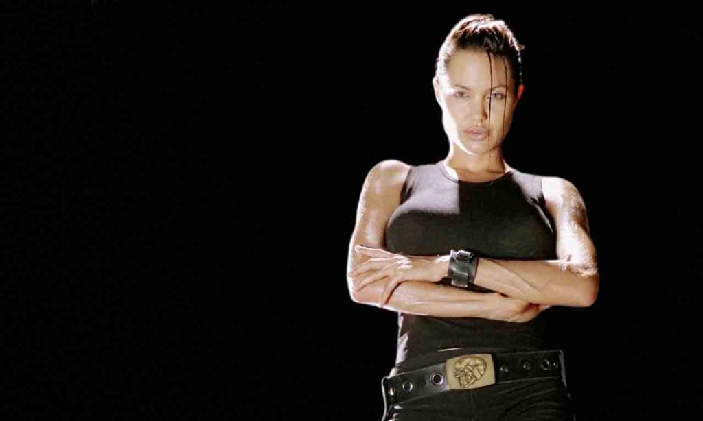 Tomb Raider: Angelina Jolie took daily Drug Tests, wore a Padded Bra and went through Special Training
