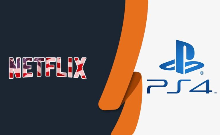 How to Watch Netflix on PS4 [Updated October 2021]