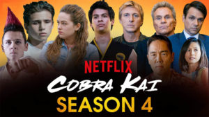 Cobra Kai Season 4 has finished filming | Series to be premiered in late 2021