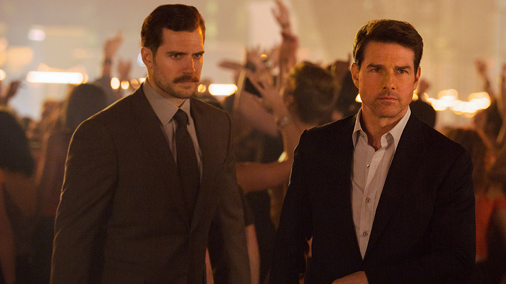 MISSION: IMPOSSIBLE - FALLOUT-in-UK