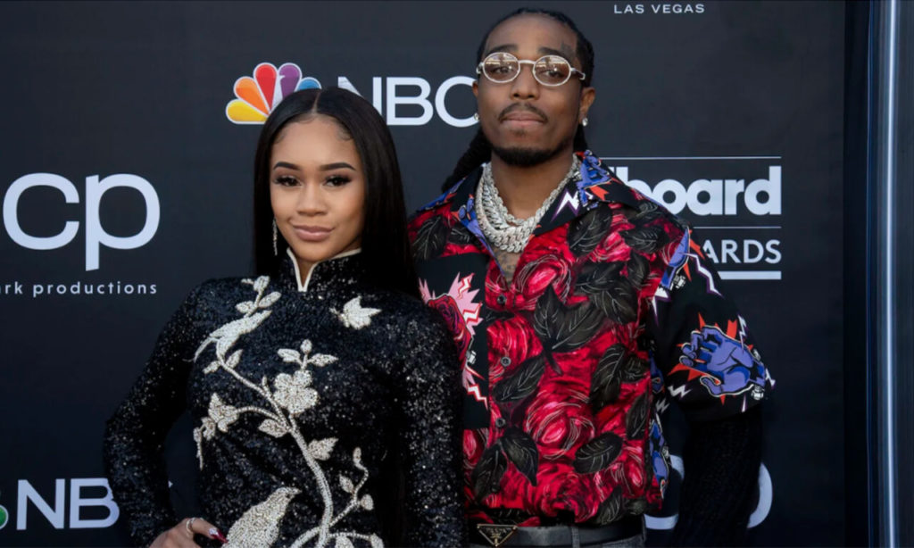 Quavo Denies Physically Abusing Saweetie After the Leaked Elevator Footage Went Viral