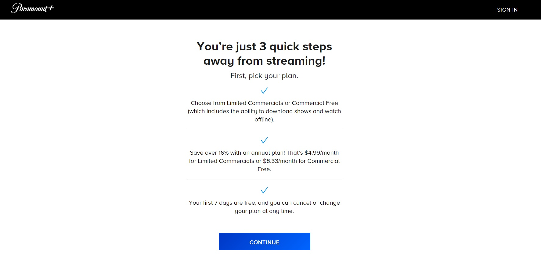 CBS-All-Access-Signup