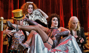 From Box Office Flop to Gain Legendary Status; Rocky Horror Picture Show