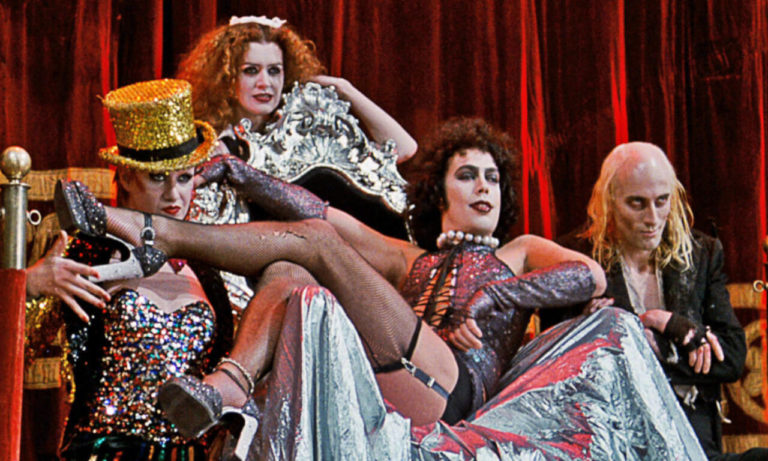 From Box Office Flop to Gain Legendary Status; Rocky Horror Picture Show [Updated – October]