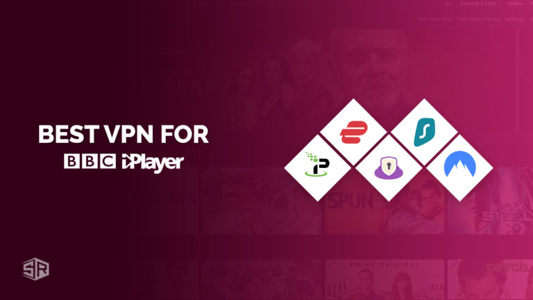 5 Best VPNs for BBC iPlayer to Watch in USA [Working in September 2021]