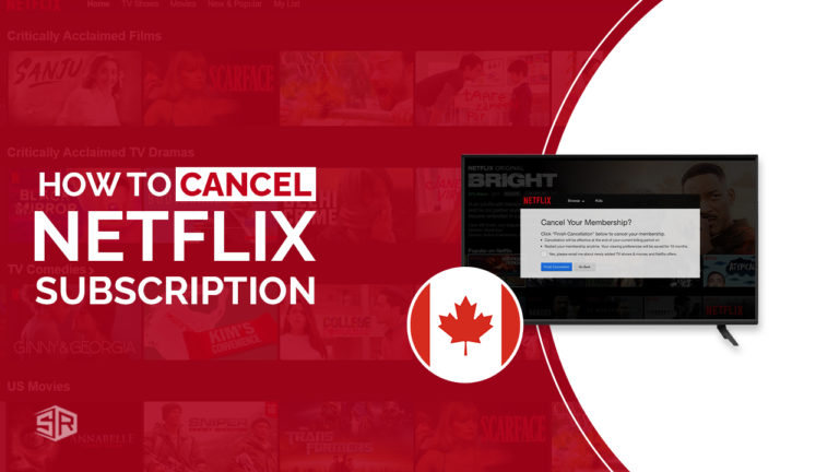 How to Cancel Netflix Subscription in Canada in September [Easy Guide]
