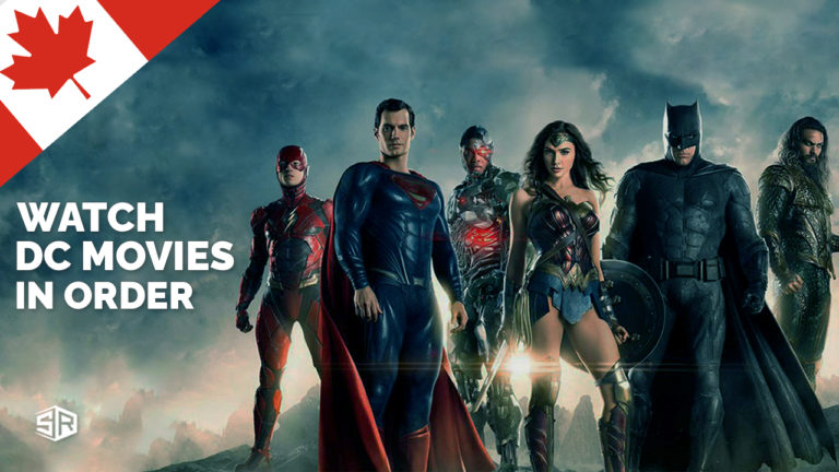 DC Movies in Order: How to Watch Chronologically in 2021