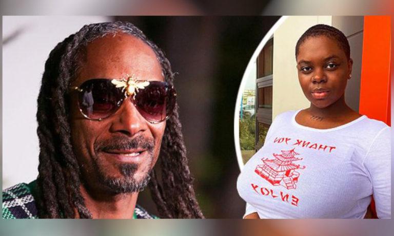 """Shut the f**k up"", Snoop Dogg's Daughter Cori Broadus Responds to Internet Trolls"