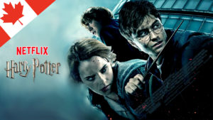 Is Harry Potter On Netflix in Canada? [Updated October 2021]