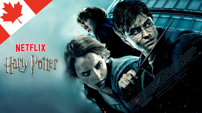 Is Harry Potter On Netflix in Canada? [Updated July 2021]