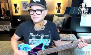Blink-182's Mark Hoppus Felt Well Enough To Play Bass For The First Time Since His Cancer Diagnosis