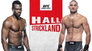 How to Watch UFC Vegas 33 (Hall and Strickland) from Anywhere in 2021