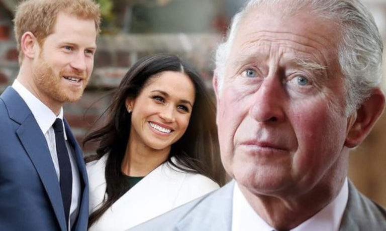 """Charles """"relieved"""" as Meghan and Harry No Longer Needed to be on his Payroll"""