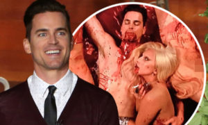 """Matt Bomer Recalls Wild Experience With Lady Gaga On 'AHS' Said, """"Everything has been pretty tame since then"""""""