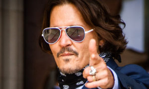 Johnny Depp Returns To The Big Screen – MGM 'buried' the Launch – Petition Sign