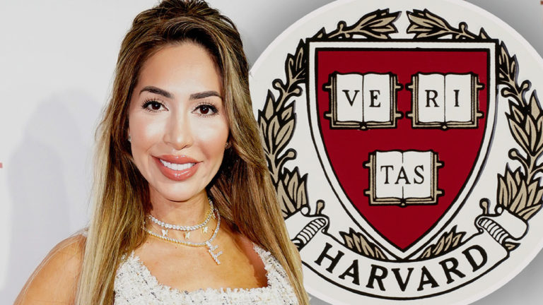 Farrah Abraham Threatens to Sue Harvard Due to Being 'Educationally Abused' and Bullied by Professor