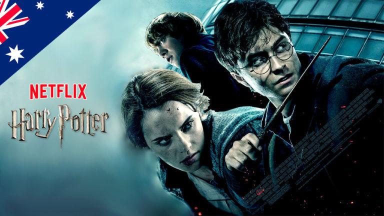 Is Harry Potter On Netflix in Australia? [Updated September 2021]