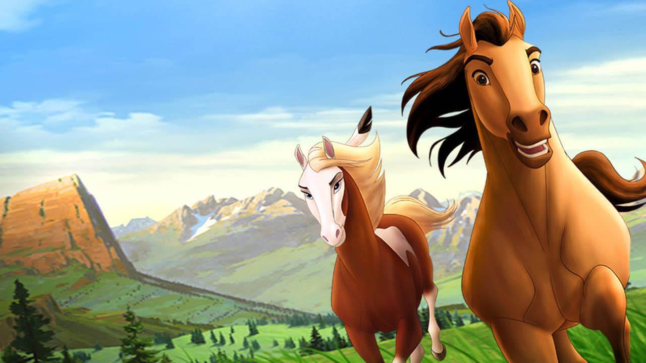spirit stallion of the cimarron