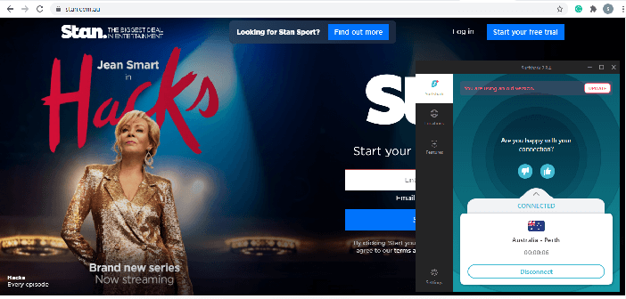 Surfshark-Stan-Screenshot