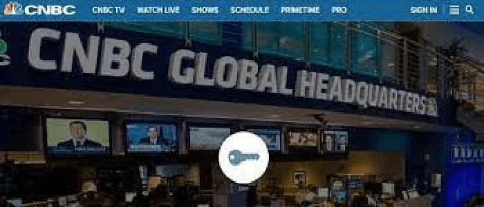 geo-restriction image of cnbc