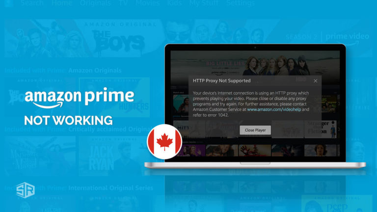 Amazon Prime VPN Not Working in Canada? Here's How to FIX It in September2021
