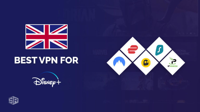 5 Best VPNs to Watch Disney Plus in UK [Tested in September 2021]