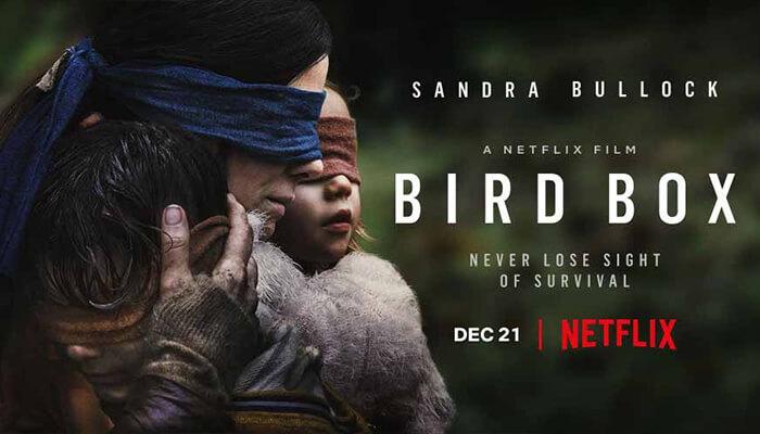 Bird Box-(2018)