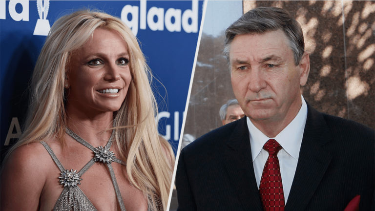 Britney Spears' Father, Jamie Files Petition to End the Pop Star's 13-Year Conservatorship